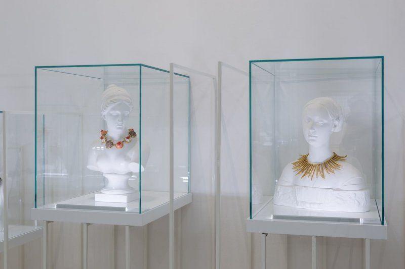 Brilliant! I futuri del gioiello italiano alla Triennale di Milano_collier_MilanoPlatinum