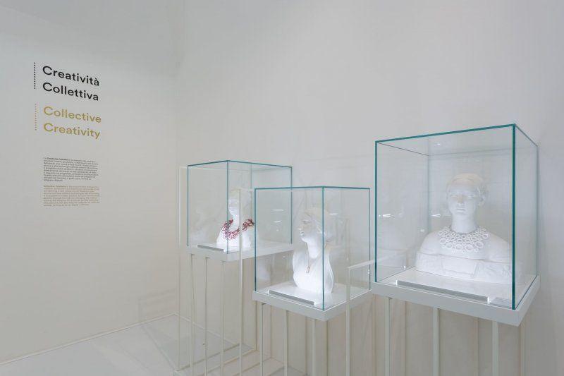 Brilliant! I futuri del gioiello italiano alla Triennale di Milano_allestimento Brilliant_MilanoPlatinum