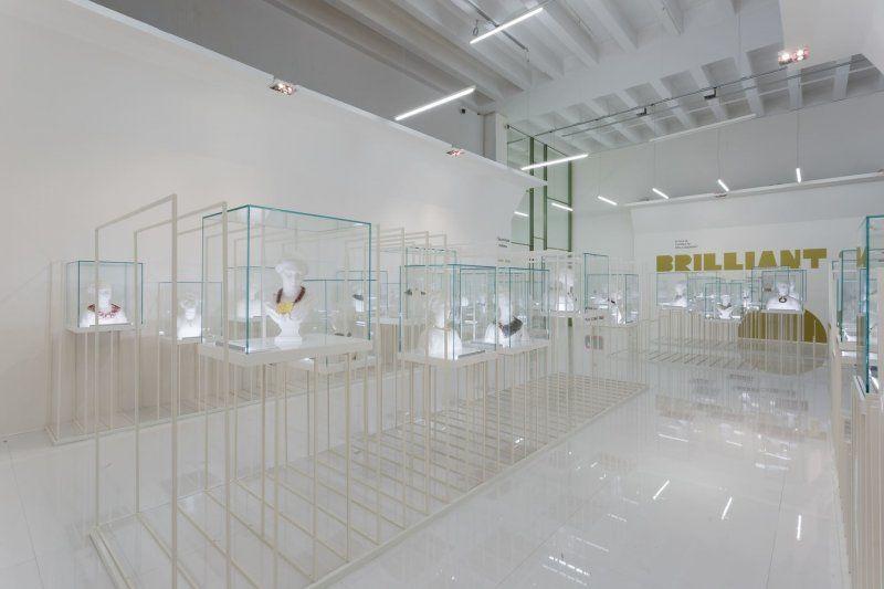 Brilliant! I futuri del gioiello italiano alla Triennale di Milano_panoramica Brilliant_MilanoPlatinum