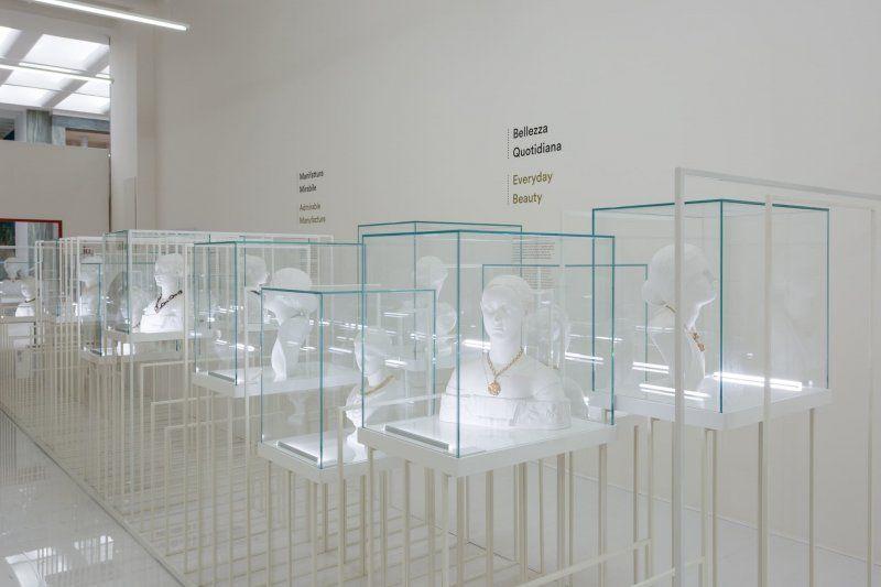 Brilliant! I futuri del gioiello italiano alla Triennale di Milano_mostra collier_MilanoPlatinum