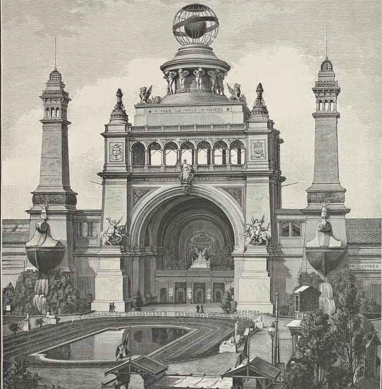 EXPO 1885 ANVERSA_palazzo_MilanoPlatinum