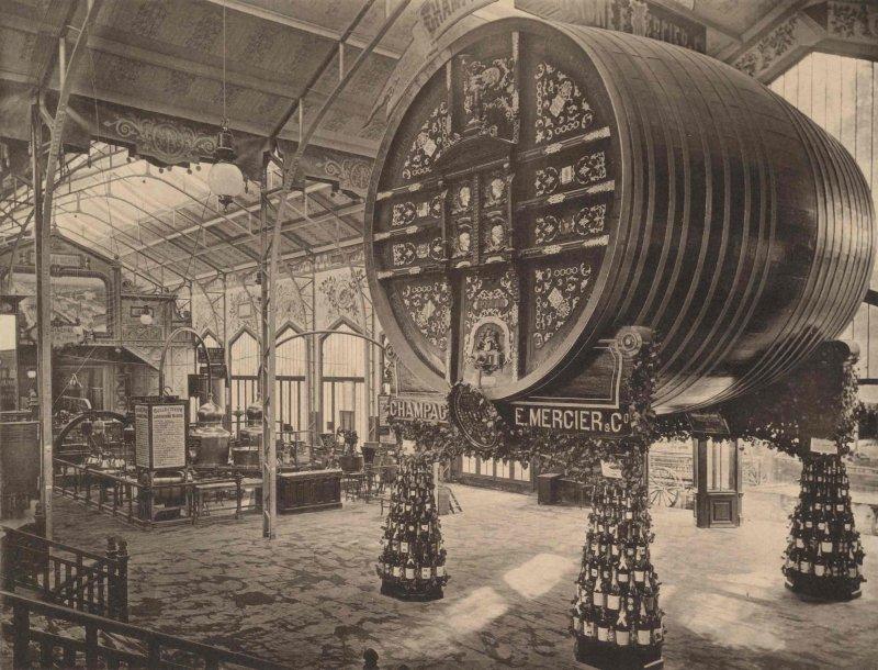 Champagne_Mercier_Exposition_universelle_1889