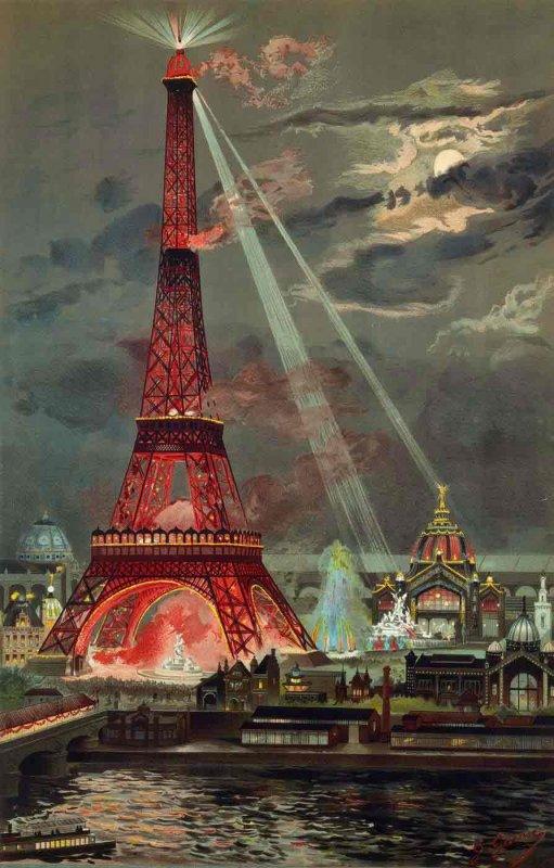 Georges_Garen_embrasement_tour_Eiffel