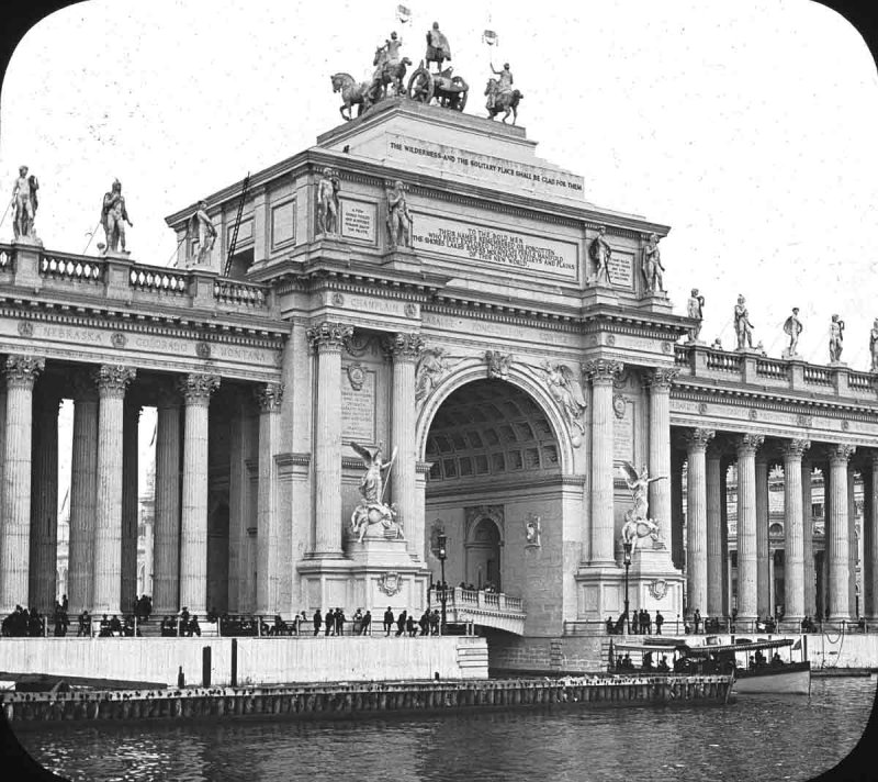 EXPO_1893_Chicago__Peristyle