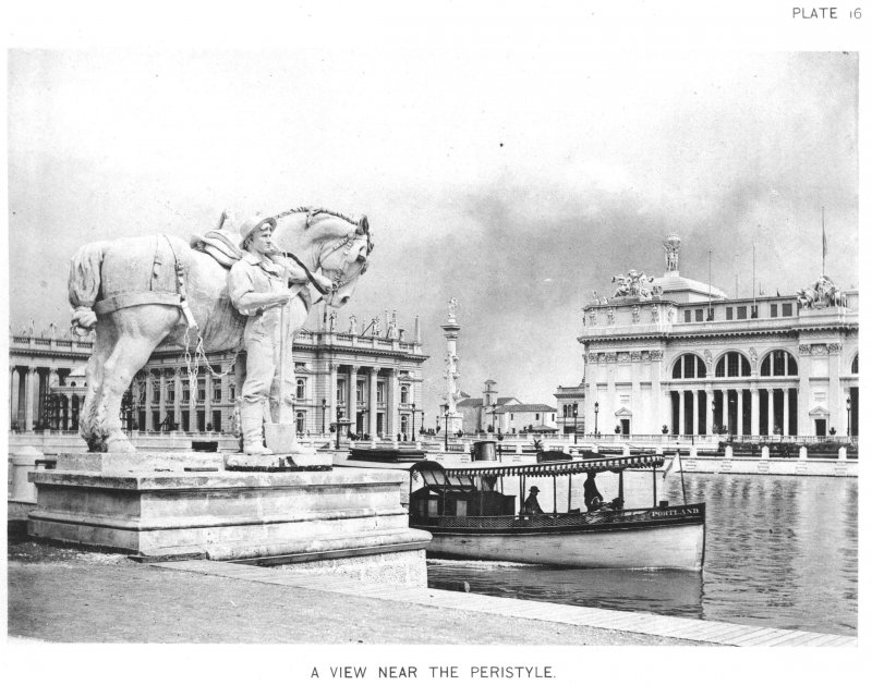 EXPO_1893_Chicago__The_Peristyle