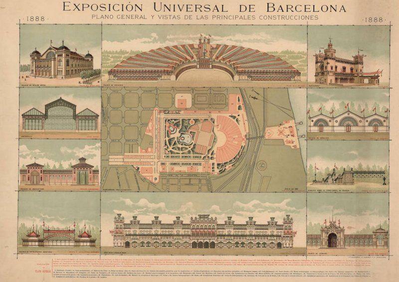 Expo_Barcelona_1888