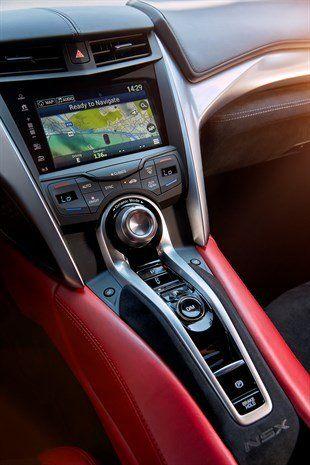 Nuova Honda NSX_HONDA_NSX_INTERIOR_DETAIL_MilanoPlatinum