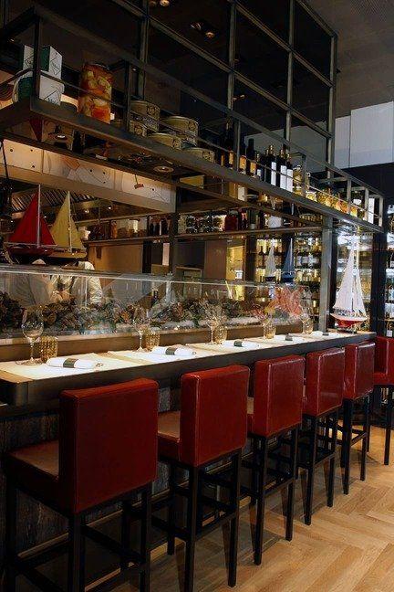 Langosteria Cafè Milano: il nuovo concept apre in riva al Duomo_Bancone_MilanoPlatinum