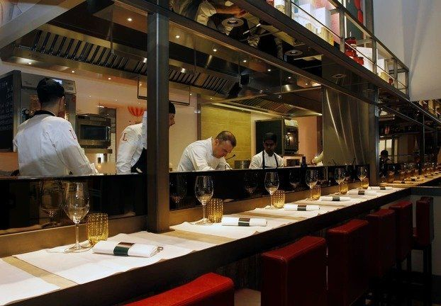 Langosteria Cafè Milano: il nuovo concept apre in riva al Duomo_Chef Team_MilanoPlatinum