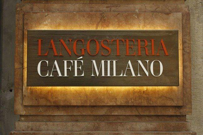 Langosteria Cafè Milano: il nuovo concept apre in riva al Duomo_Logo_MilanoPlatinum