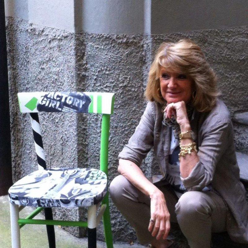 Livia Romilde Vaccaro, lo spettacolo nell'arte_MilanoPlatinum