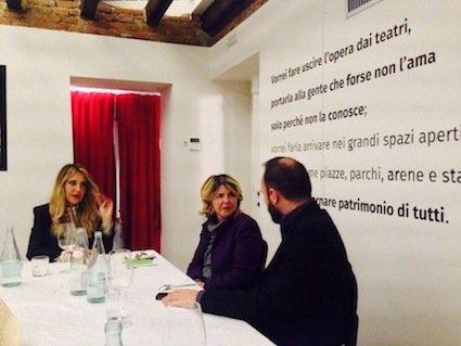 Pavarotti Milano Restaurant Museum: una cena con le stelle della lirica_SalaOperaOpenAir_MilanoPlatinum