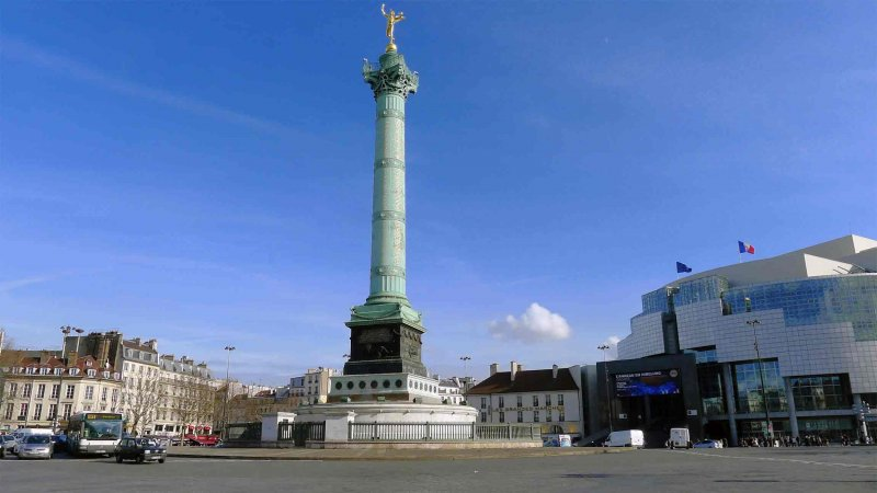 Paris_place_de_la_Bastille