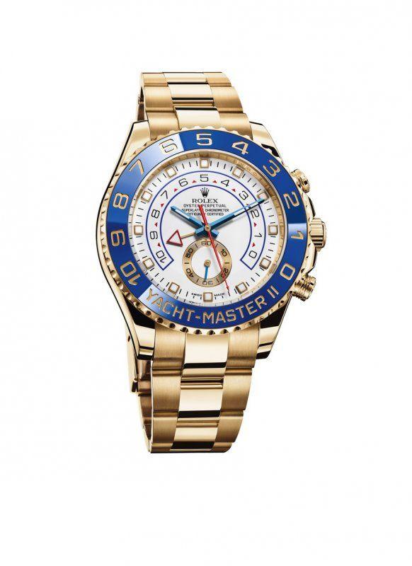 Rolex Yacht Master II, l'orologio dello skipper_Yacht-Master_oro_MilanoPlatinum