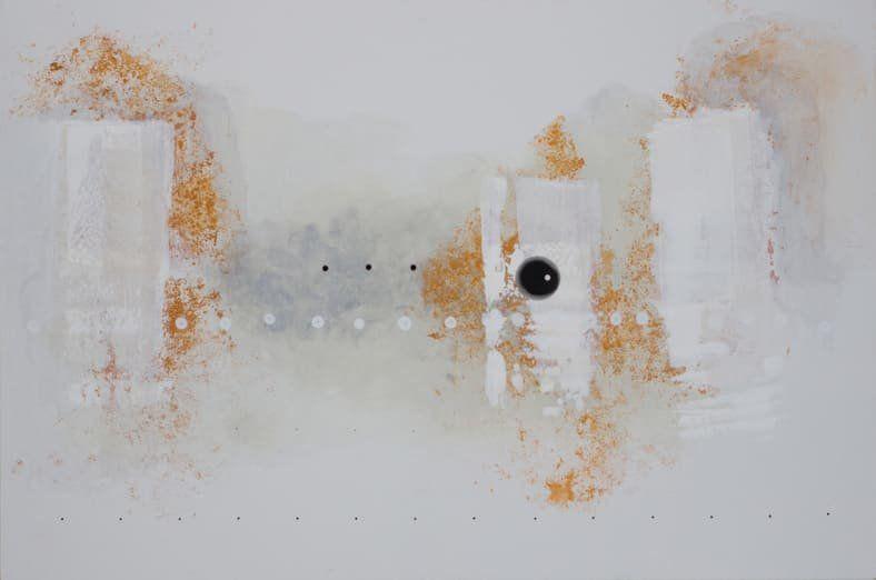 Paola Giordano: Souvenir, la mostra sull'isola azzurra_Faraglioni_MilanoPlatinum