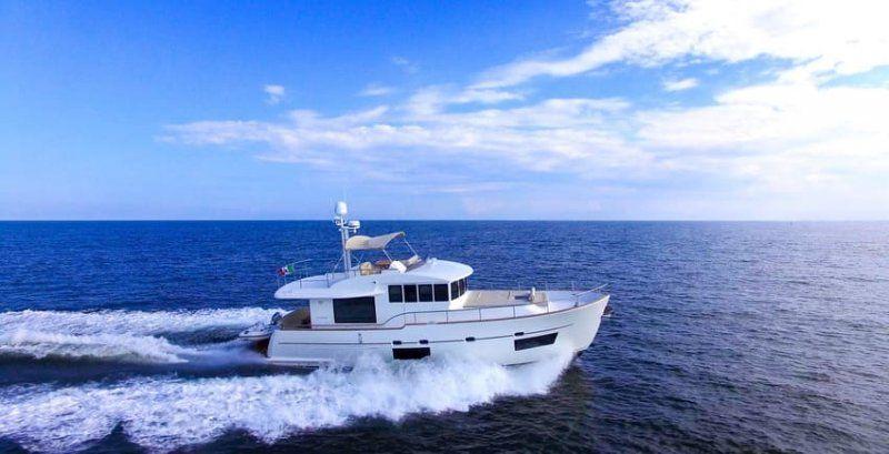 Cantieri Estensi lancia 535 Maine, il trawler per tutta la famiglia classico ma innovativo_trawler_MilanoPlatinum