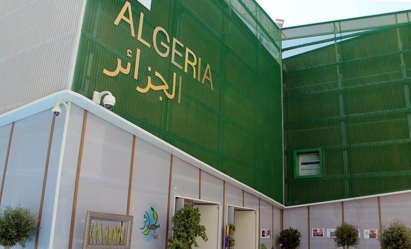 Cluster Bio Mediterraneo Expo 2015 - Algeria 01