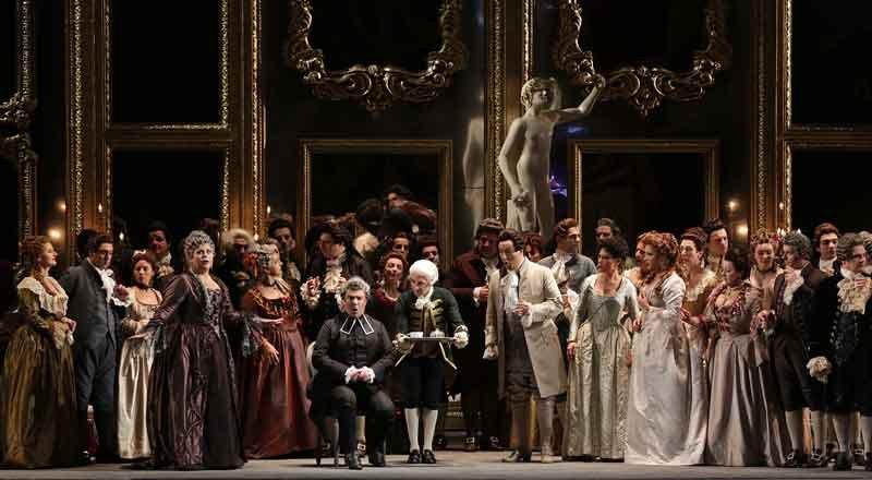 Andrea Chénier - Teatro alla Scala 1