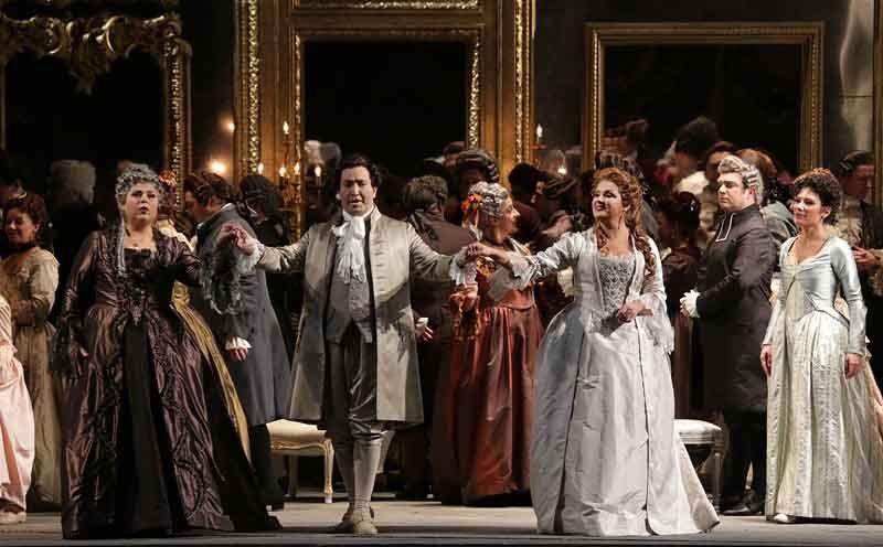 Andrea Chénier - Teatro alla Scala 3