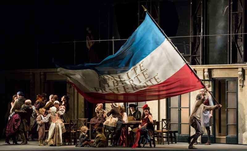 Andrea Chénier - Teatro alla Scala 4