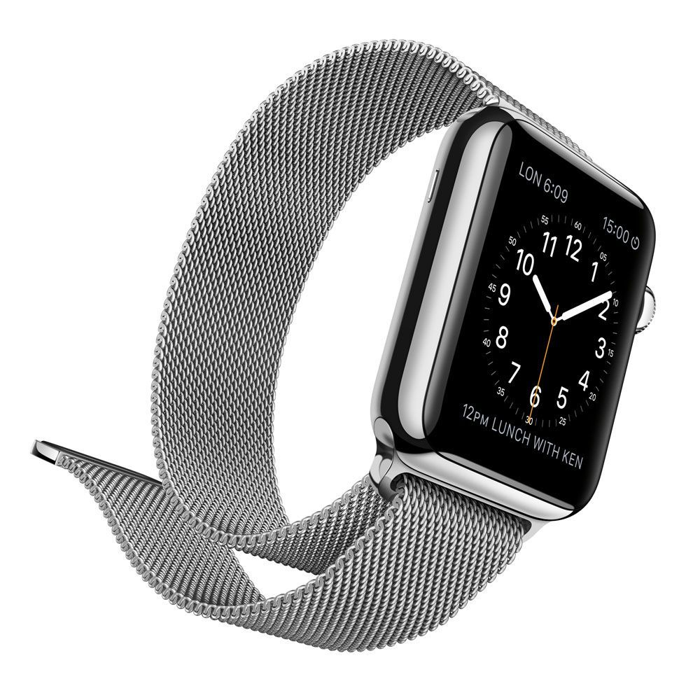 Apple Watch, al debutto in nove paesi_metal_MilanoPlatinum