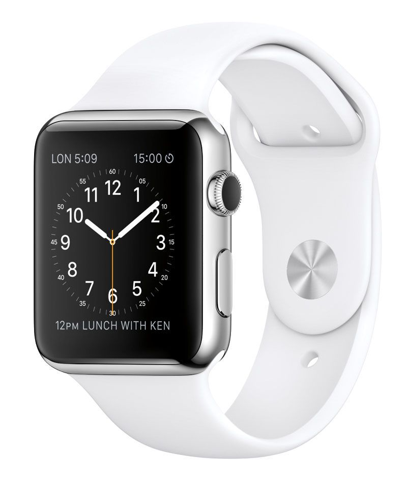 Apple Watch, al debutto in nove paesi_white_MilanoPlatinum