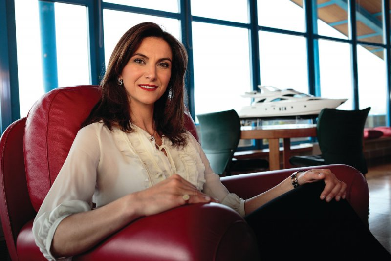 Azimut 66, una nuova icona?_Giovanna Vitelli_Azimut Benetti Group VicePresident and Board Member_MilanoPlatinum