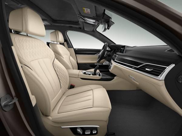 La nuova BMW M760Li xDrive_interni_MilanoPlatinum