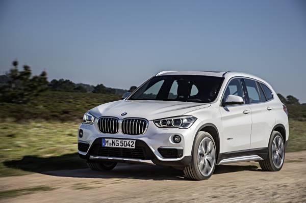 BMW X1, più robusta, più comoda, più urban_front_MilanoPlatinum