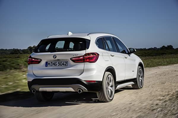 BMW X1, più robusta, più comoda, più urban_retro_MilanoPlatinum