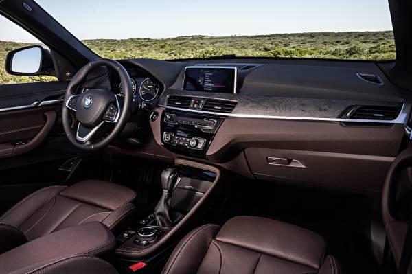 BMW X1, più robusta, più comoda, più urban_interni_MilanoPlatinum