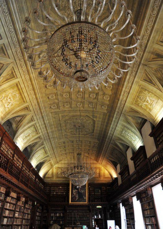 Biblioteca Braidense 01 (credits Milano Segreta)