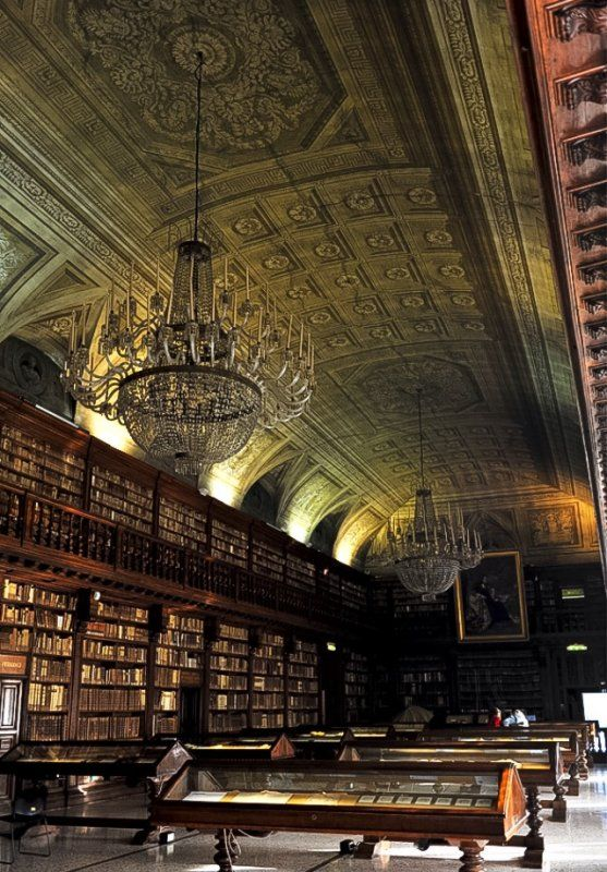 Biblioteca Braidense 02 (credits Milano Segreta)