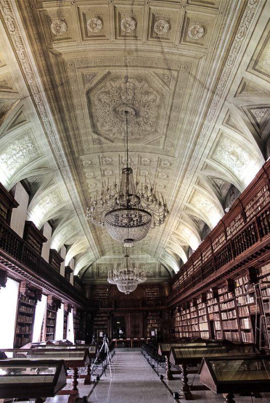 Biblioteca Braidense 03 (credits Milano Segreta)