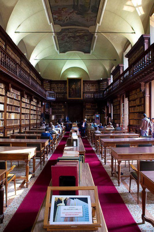 Biblioteca Braidense 04 (credits Milano Segreta)