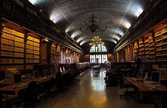 Biblioteca Braidense 05 (credits Milano Segreta)