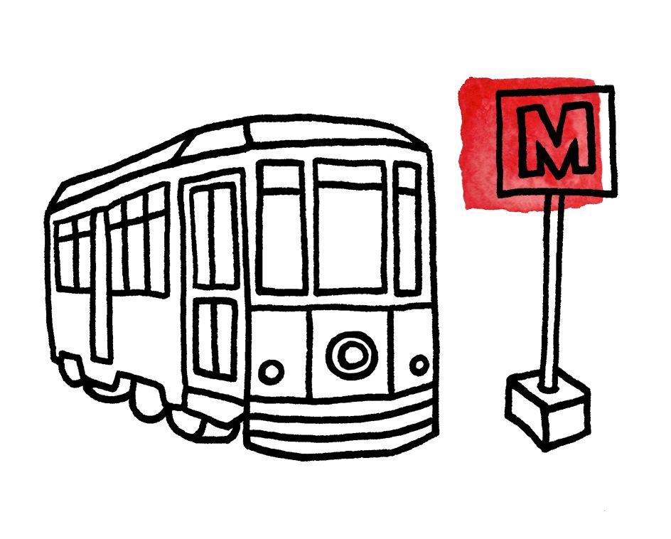 Fuorisalone 1: Brera Design District_Tram e Metro_MilanoPlatinum