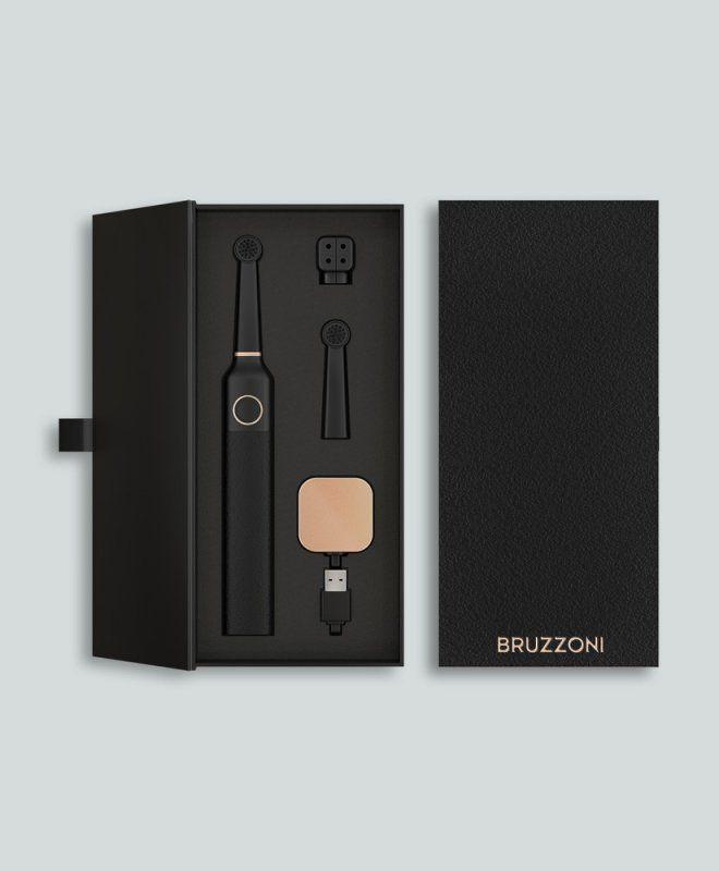 Bruzzoni lo spazzolino diventa anche di design_confezione_MilanoPlatinum