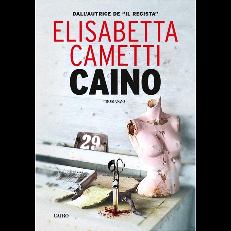 Elisabetta Cametti - Caino cover