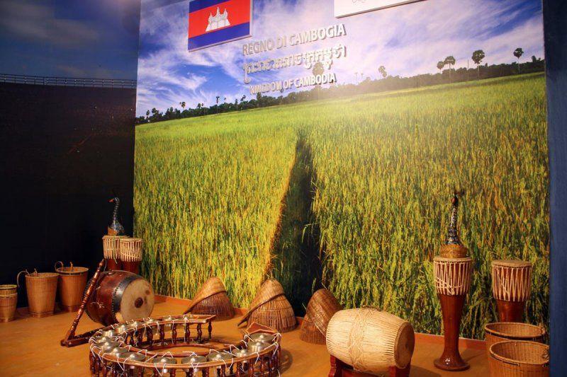 Cluster Riso Expo 2015 - Cambogia - 11