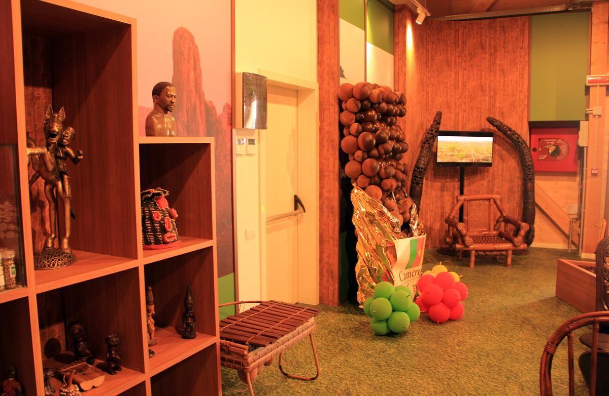 Cluster cacao e cioccolato EXPO 2015 - Camerun - MilanoPlatinum