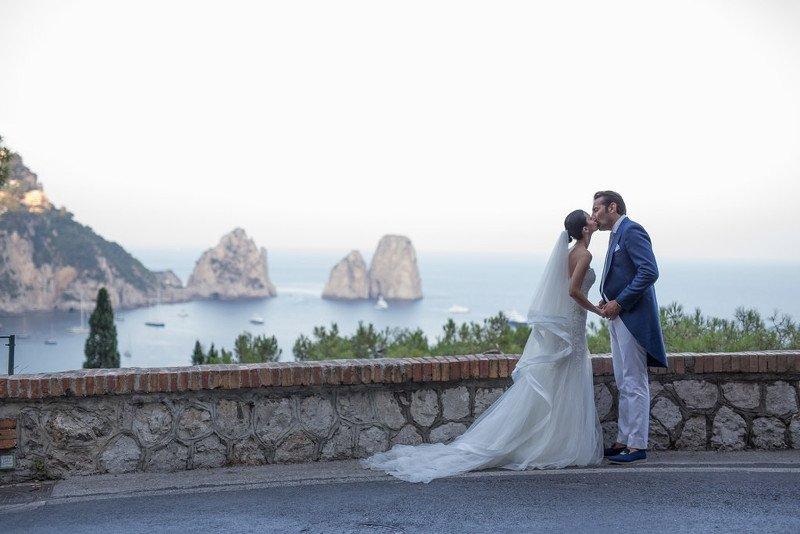 Matrimonio a Capri - Wedding planner by Capri Moments_faraglioni_MilanoPlatinum