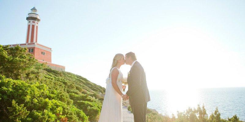 Matrimonio a Capri - Wedding planner by Capri Moments_faro_MilanoPlatinum