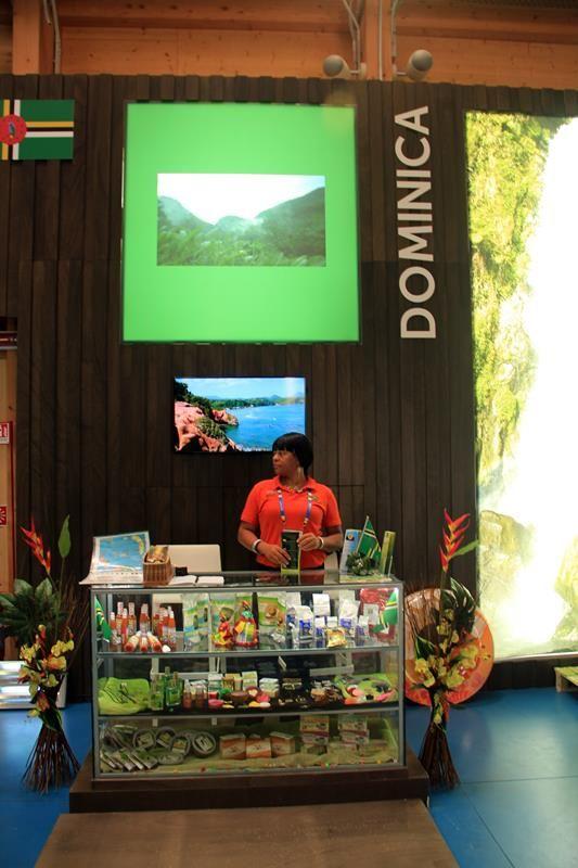 Cluster Isole Mare Cibo Expo 2015 - Caricom 05