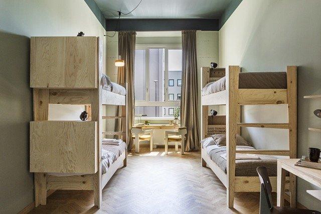 Apre a Milano casaBASE, la formula di ospitalità tra creatività e innovazione_stanza_MilanoPlatinum