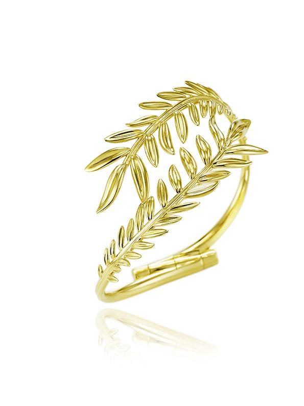 Chopard, la collezione palma verte_RosselliniWiedermannDelevigneCoureau_bracelet_MilanoPlatinum