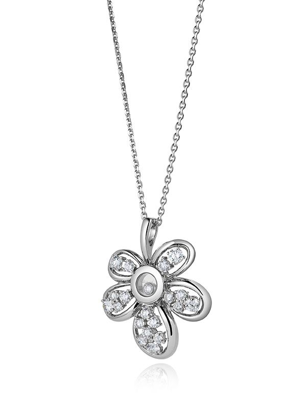 Chopard: Happy Diamonds Joaillerie_necklace_MilanoPlatinum