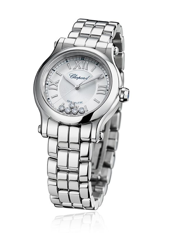 Chopard, per lei Happy Sport 30 mm Automatic_HappySport_MilanoPlatinum