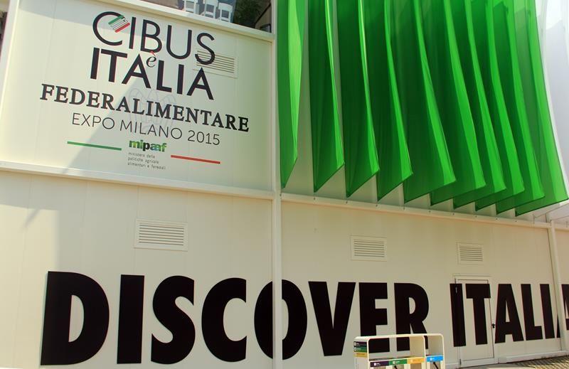PADIGLIONI SPONSOR EXPO 2015 - PADIGLIONE Cibus è Italia - 01