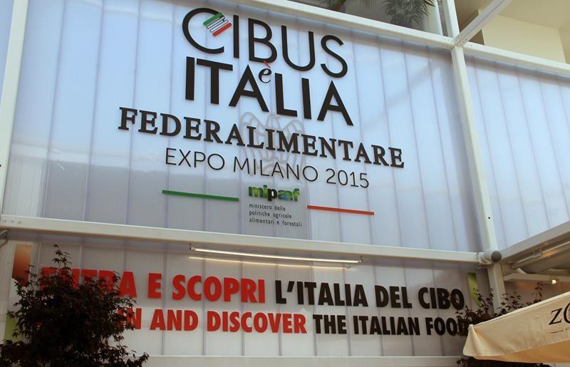 PADIGLIONI SPONSOR EXPO 2015 - PADIGLIONE Cibus è Italia - 03